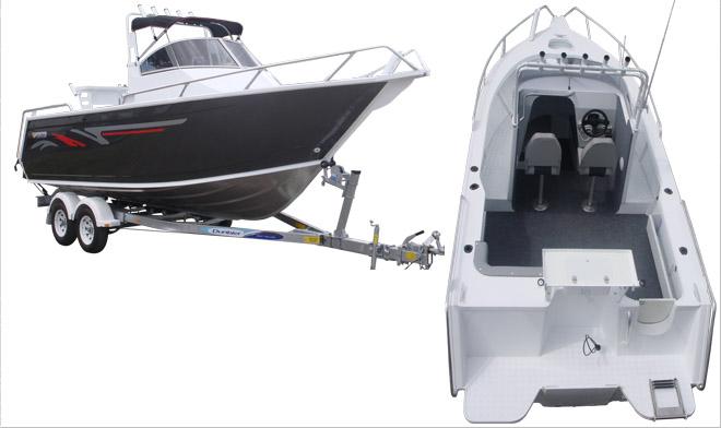 Horizon Boats Sportsfisher