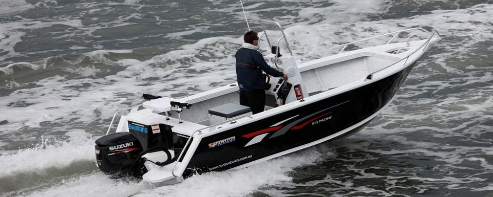 Horizon Boats :: Pacific