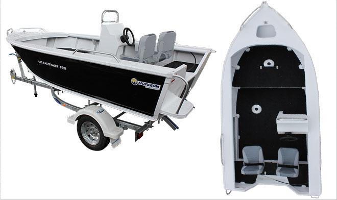 Horizon Boats :: EasyFisher SC